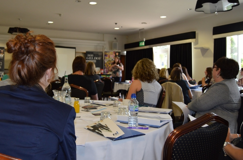 Women in Business Networking, July 2015 - NWLCC