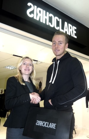 Chris Clare and Laura Bradley, Forbes Solicitors