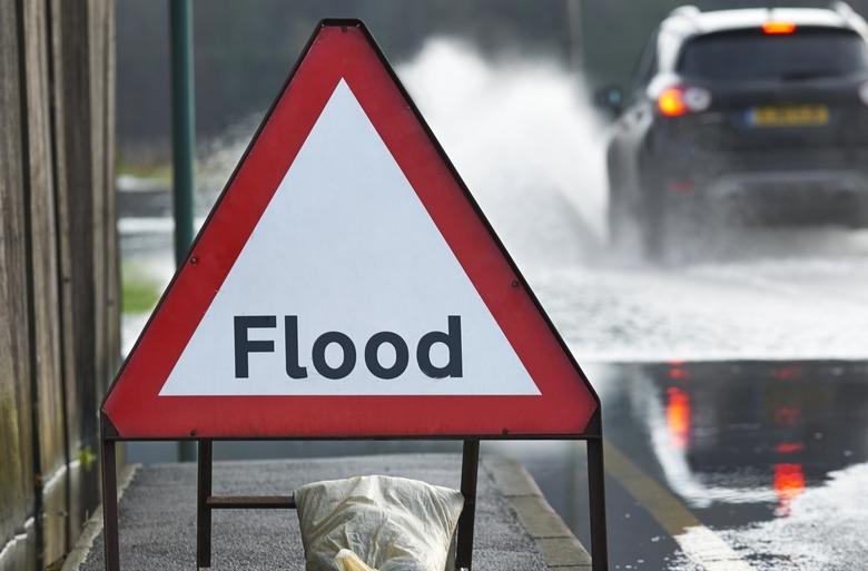 Lancashire Floods - December 2015