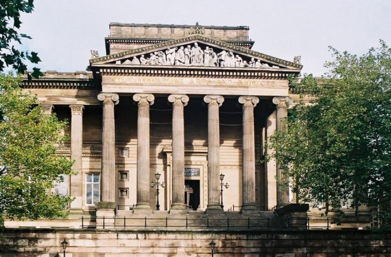 The Harris Museum, Preston