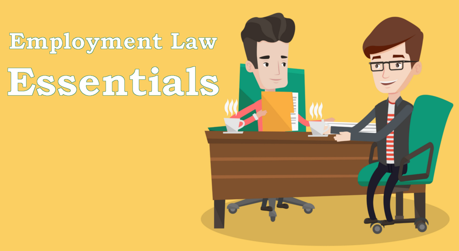 the impact of employment law at the start of the employment relationship When english common law was most prevalently used in the us, employees didn't have employment contracts this type of employee is known as an employee-at-will.