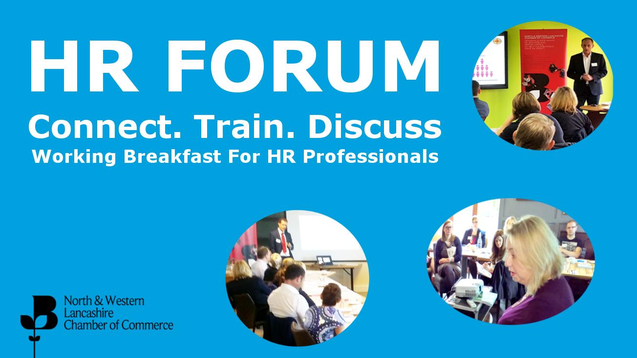 HR FORUM : Data Analytics for HR - North & Western Lancashire Chamber of  Commerce