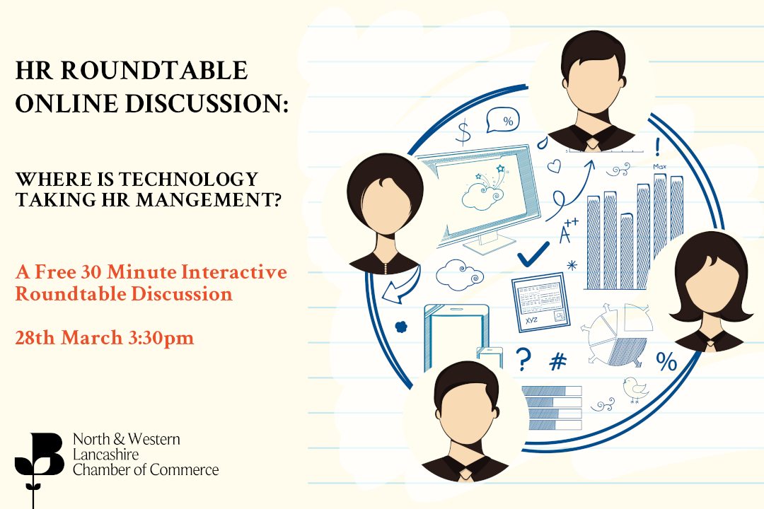 HR Roundtable Discussion: Data-Driven HR Practices - North