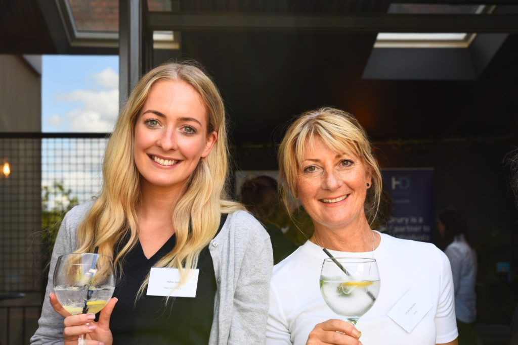 Hayley Bamber and Rhian Hawkins of Harrison Drury Solicitors